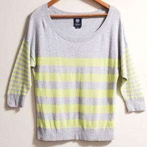 AEO Stripe Cotton Sweater